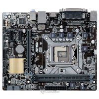 Motherboards ASUS H110M-D