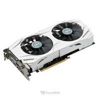 Graphics card ASUS GeForce GTX 1060 DUAL OC 6Gb (DUAL-GTX1060-O6G)